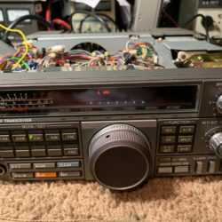 Fred's TS-440s Repair Adventure Part 1 – Johnson Space Center